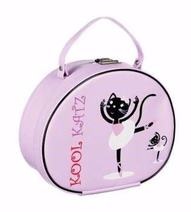 Picture of Girls Lilac Ballerina Ballet Dance Case Bag
