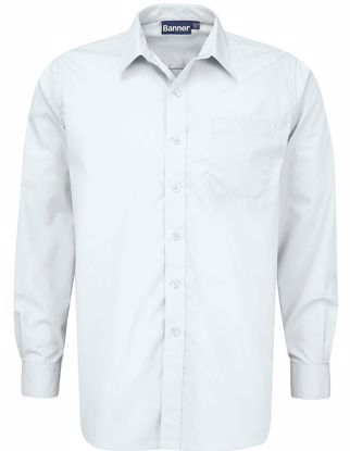 Picture of Long Sleeve Boys Shirt