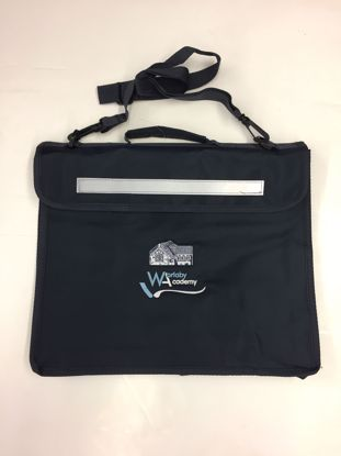 Picture of Worlaby Academy Book Bag Inc Shoulder strap