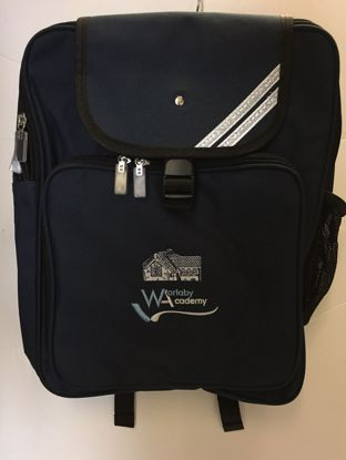Picture of Worlaby Academy Junior Rucksack