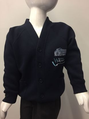 Picture of Worlaby Academy Cardigan