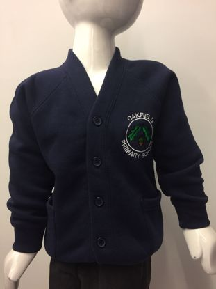 Picture of Oakfield Primary Cardigan