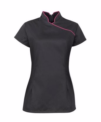 Picture of Women's stand collar beauty tunic