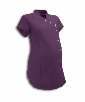 Picture of Maternity asymmetrical beauty tunic