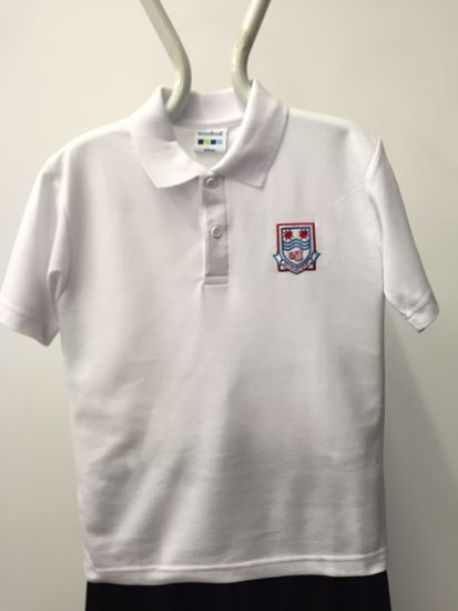 Picture of Frederick Gough P.E Polo Shirt