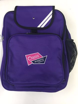 Picture of Oasis Academy Parkwood Rucksack