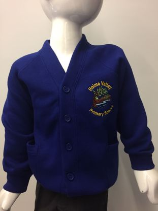 Picture of Holme valley Cardigan