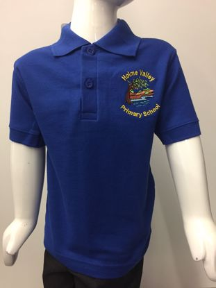 Picture of Holme Valley Royal Polo Shirt